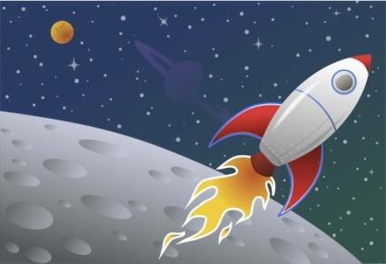 Vector Space Scene