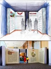 Fairytale Book Entrance